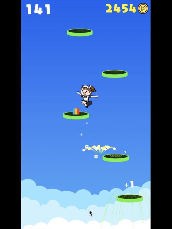 Bounce Girl! screenshot 6