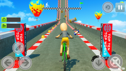 Freestyle DMBX Race screenshot 5