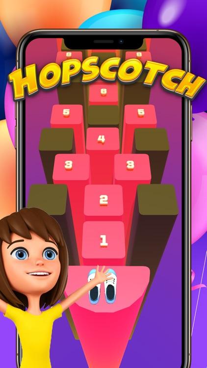 Hopscotch Potsy The Easy Game