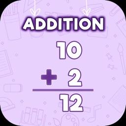 Learn Addition Math Quiz Games