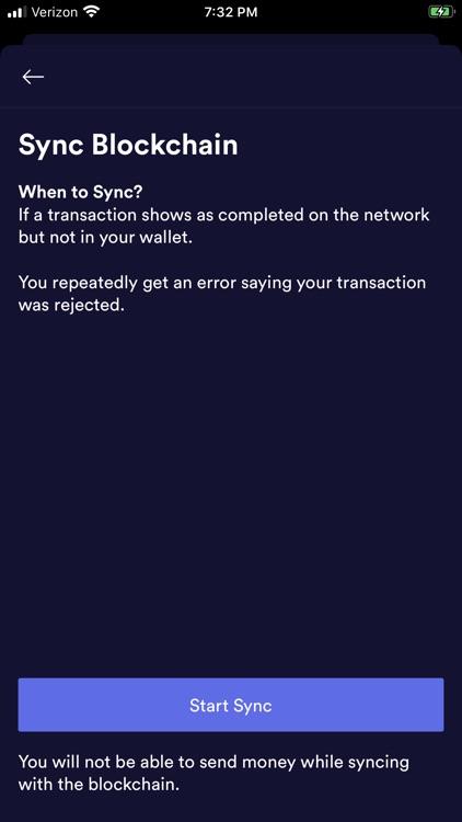 iBitcoin Wallet (iBTC) screenshot-6