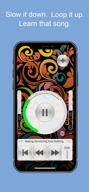 Martys Slow Rider Music Player on the App Store