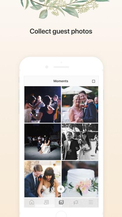 Joy - Wedding App & Website screenshot-8