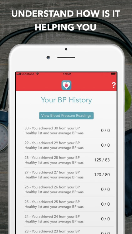 BP Healthy, Lower BP Naturally screenshot-4