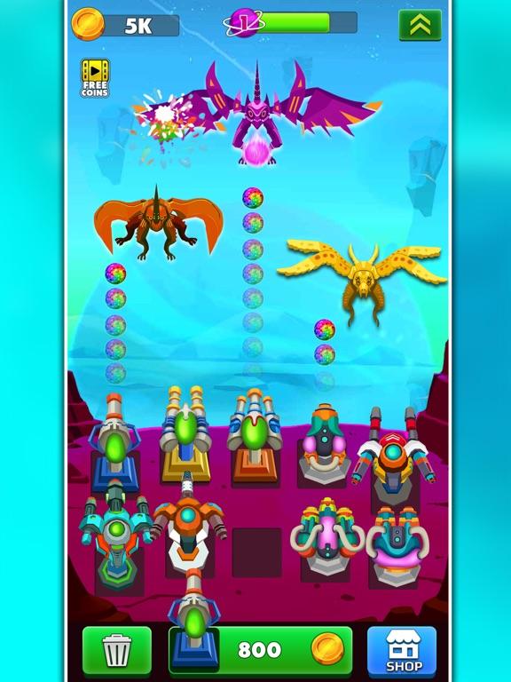 Idle Paintball Shooting Game screenshot 10