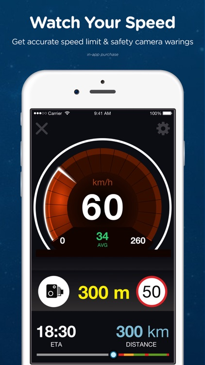 Navmii Offline GPS South Korea screenshot-3