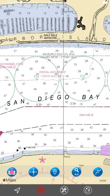 San Diego Bay - California