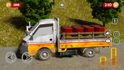 Drive Heavy Truck Simulator 3D screenshot 7