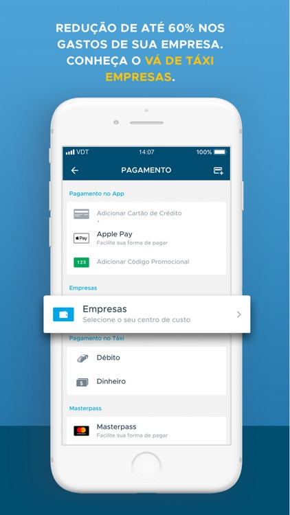 Vá de Táxi - O seu app de táxi screenshot-9