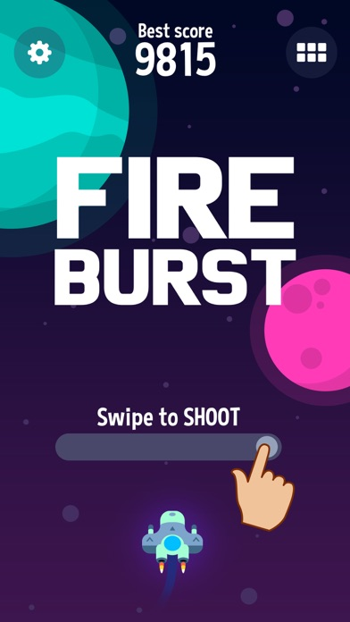 Fire Burst! screenshot 5