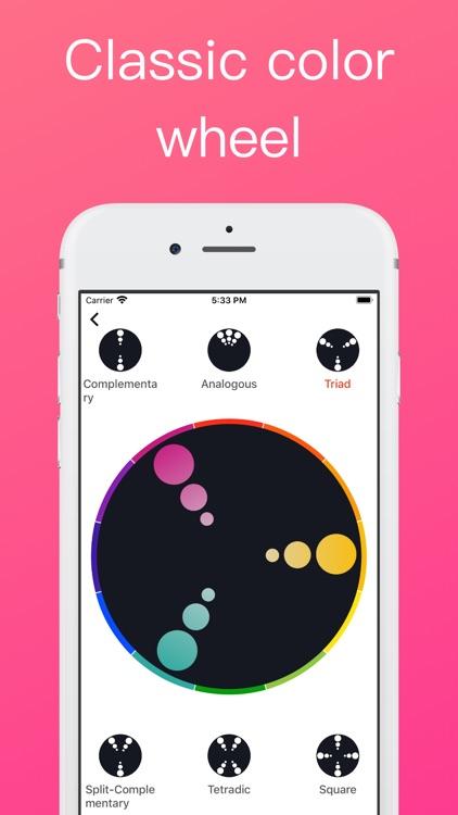 Color Wheel screenshot-1