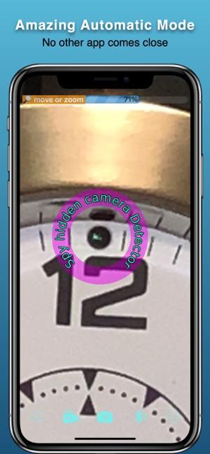Spy hidden camera Detector Screenshot