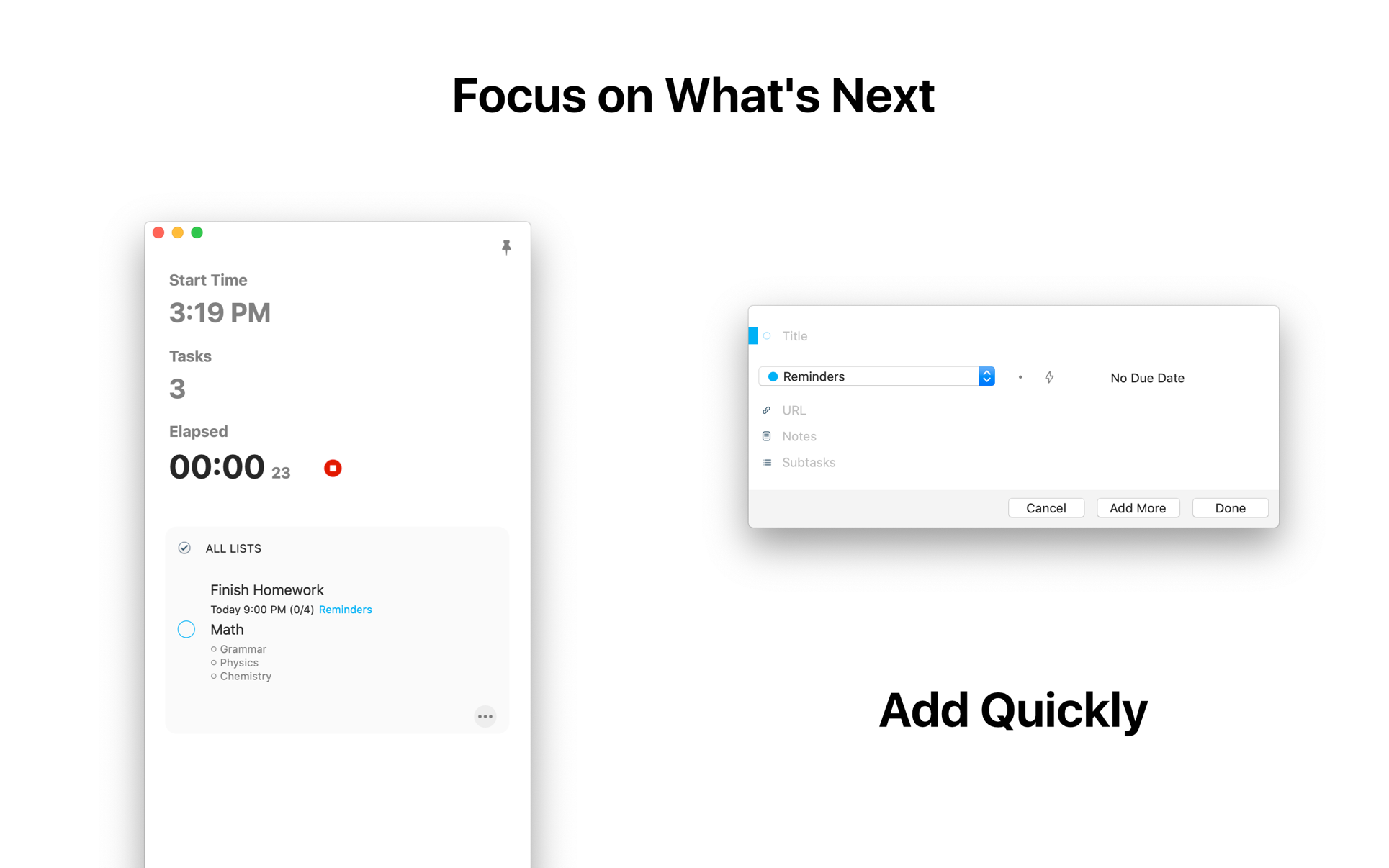 GoodTask 6.8.2 Mac 中文破解版 含日历和提醒功能的待办任务和项目管理工具