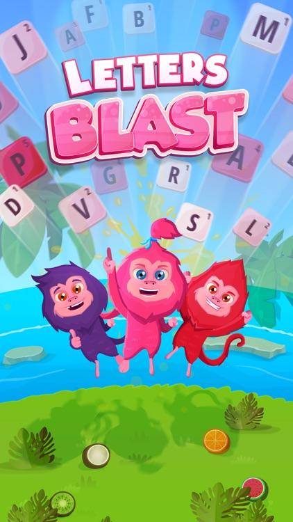 Letters Blast - Word Puzzle screenshot-5