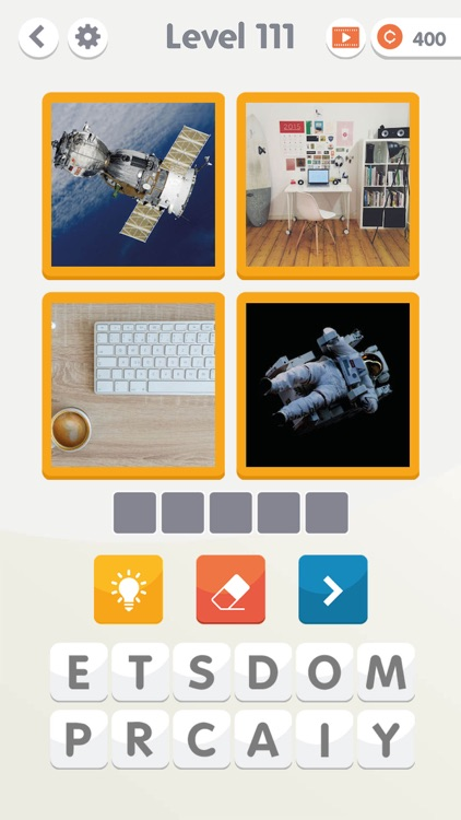 4 Pics 1 Word Guess screenshot-4