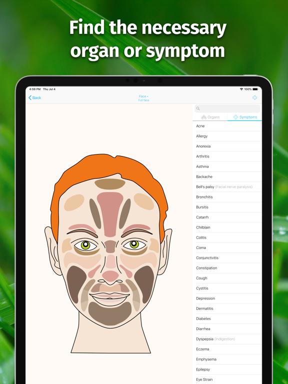 Massage Maps screenshot