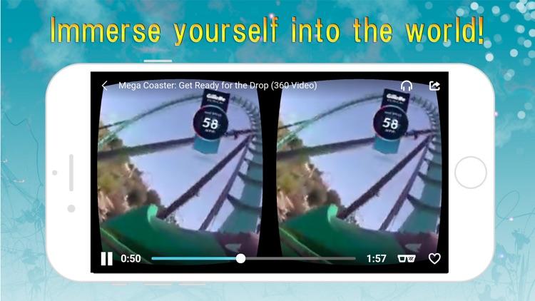 VR Tube: 360 & 3D Video screenshot-4
