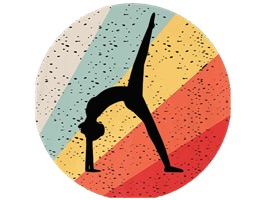Enjoy these yoga stickers and share this with your all your yogi friends and relax