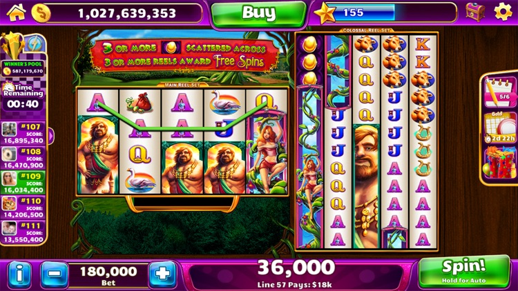 Jackpot Party - Casino Slots screenshot-6
