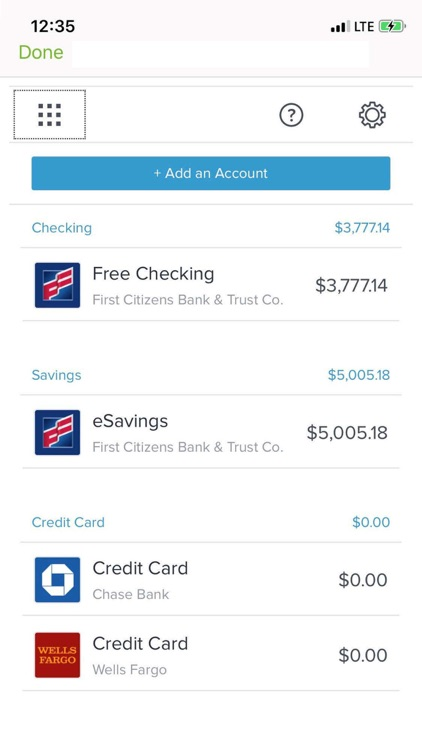 First Citizens Mobile Banking screenshot-7