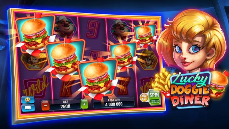 Billionaire Casino Slots 777 screenshot-0