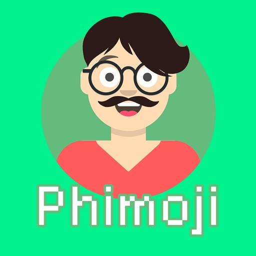 Phimoji: Emoji Stickers ®