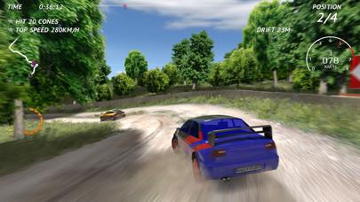 Rally Fury - ハイスピードのラリーレーシングのおすすめ画像1