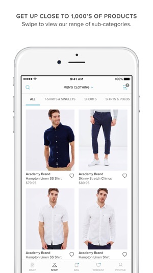 The Iconic Fashion Shopping On The App Store