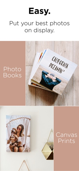 SimplePrints Books & Canvas on the App Store