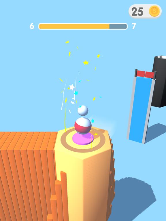Ball Race 3Dのおすすめ画像2