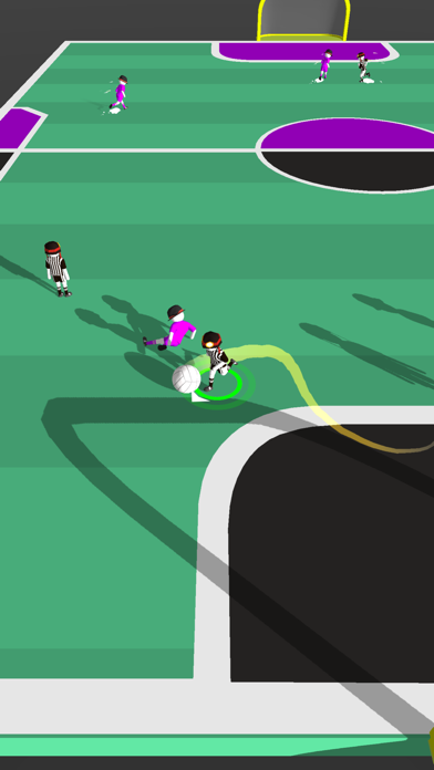 Ball Brawl 3D screenshot 2