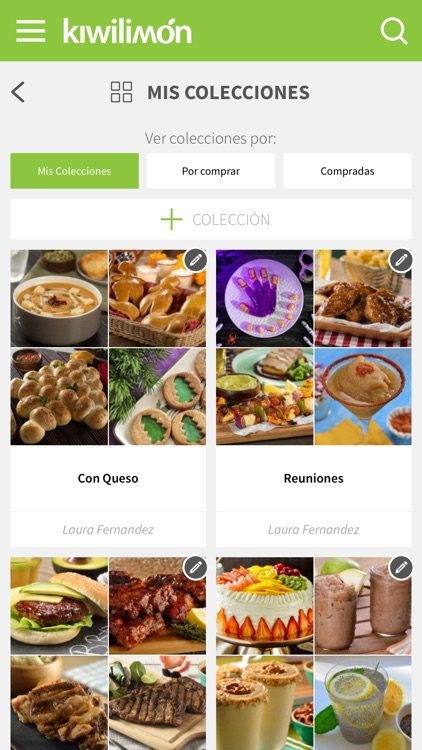 Recetas Kiwilimón screenshot-4