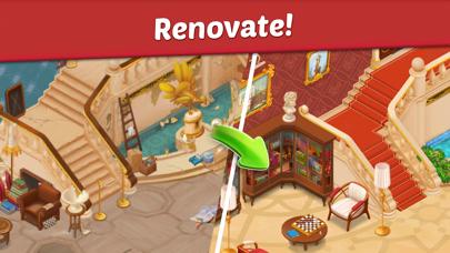 Family Hotel: Romantic story Screenshot on iOS