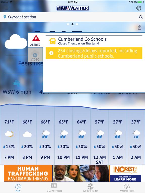Wect Weather Doppler Radar