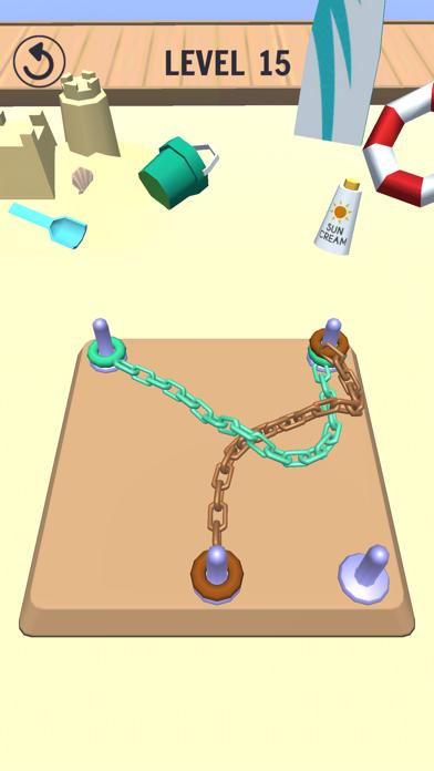 Go Knots 3Dのおすすめ画像4