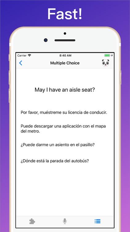 Learn Spanish + © screenshot-5