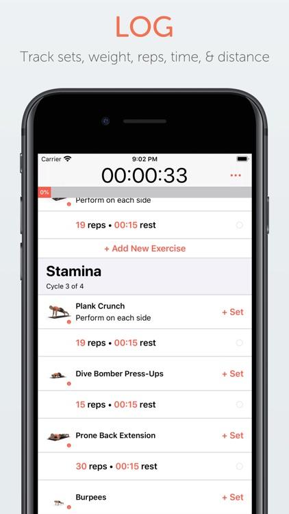 Optimize Fitness screenshot-5