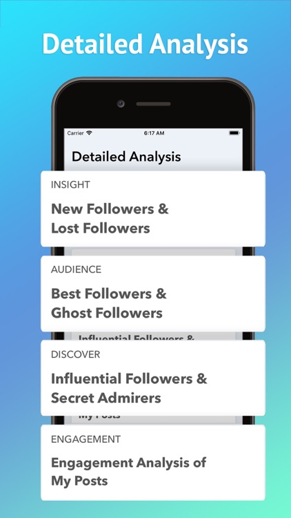 Analytics++ for Instagram screenshot-3