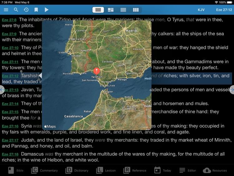 e-Sword HD: Bible Study to Go screenshot-3