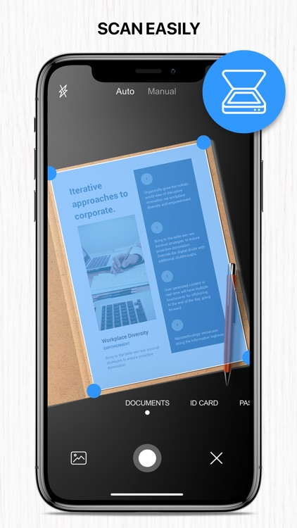 Scanner App: PDF Scan Document screenshot-0