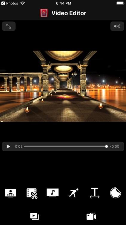 Video Editor & iVideo Maker