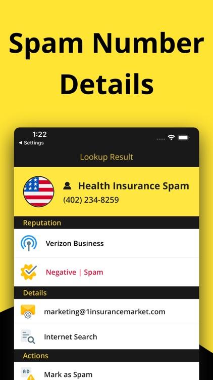 Call Control: Block Spam Calls