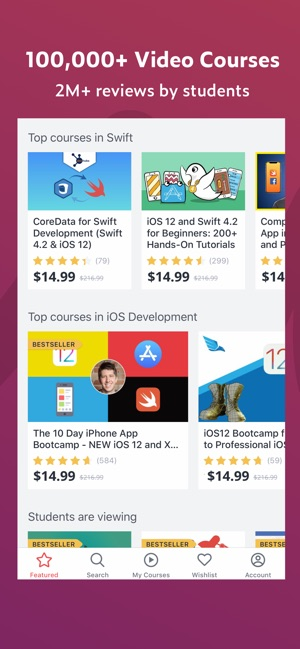 Udemy: 100,000+ Online Courses on the App Store