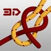 Knots 3D (ロープの結び方