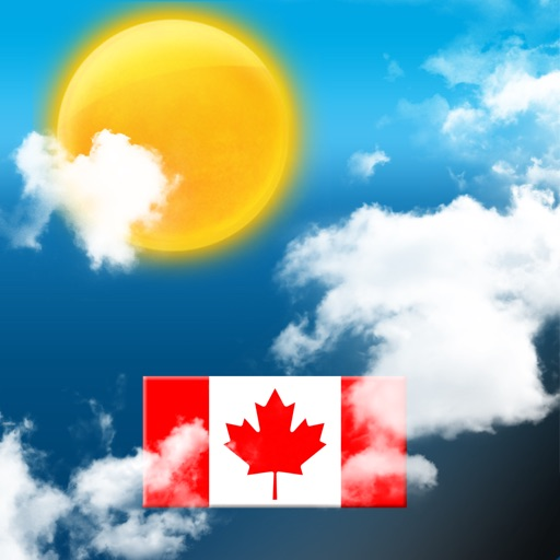Weather for Canada