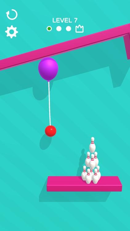 Rope Bowling screenshot-3