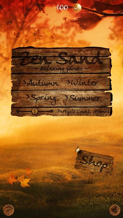 Zen Sand: Relaxing Games screenshot-4