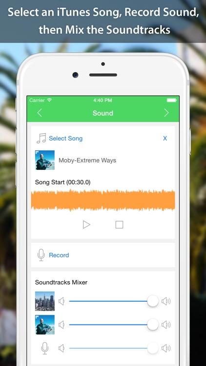 VideoSound - Music to Video screenshot-3