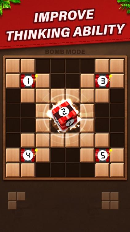 Fill Wooden Block Puzzle 8x8 screenshot-7