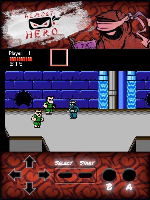 Almost Hero: Retro Hero screenshot 7